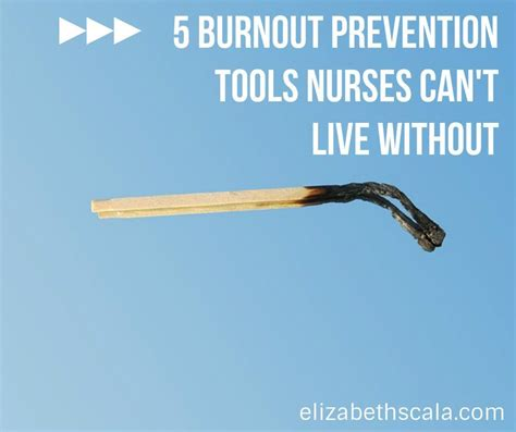 How You Can Stay Without Mba In Consulting by 5 Burnout Prevention Tools Nurses Can T Live Without