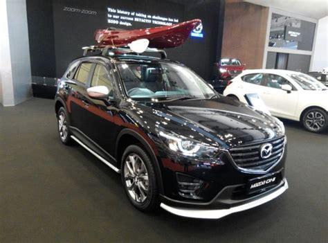 Pedal Gas Manual Trd Mobil Mazda Cx 5 Cx 7 Diskon 1 mazda2 dan cx 5 aksesoris resmi mejeng di giias 2016 oto
