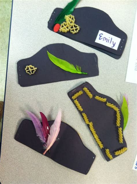 how to make yankee doodle hats today we did a craft in honor of a new book called crankee