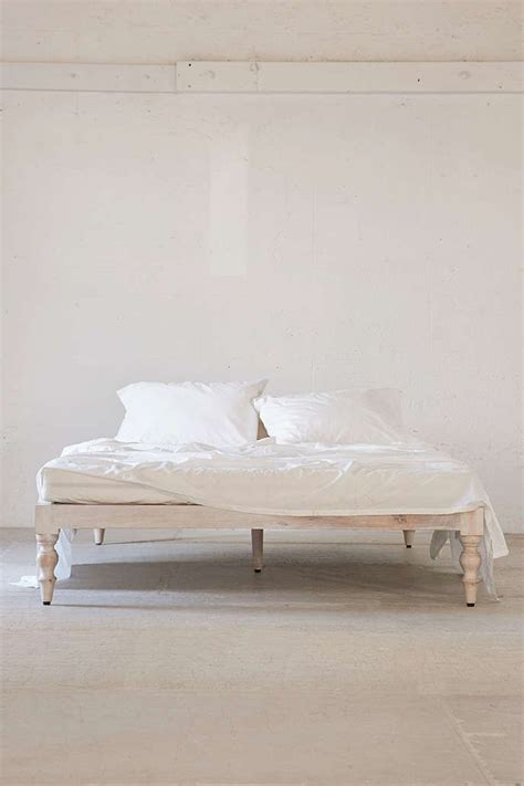 bohemian bed frame bohemian platform bed urban outfitters awesome stuff