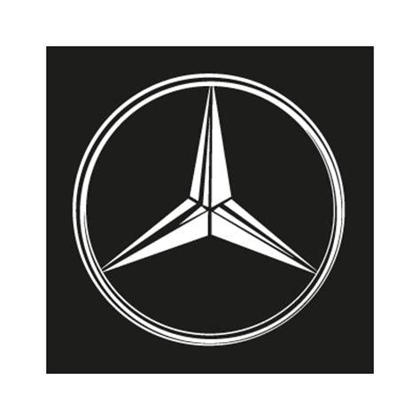 tutorial logo mercedes mercedes benz mb vector logo free