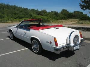 82 Cadillac Eldorado Cadillac Eldorado Convertible 82 Motoburg