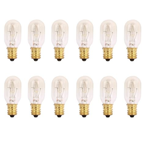 18 tgs gems 174 25 watt himalayan salt l light bulbs