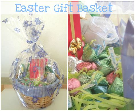 easter gift baskets for craftionary