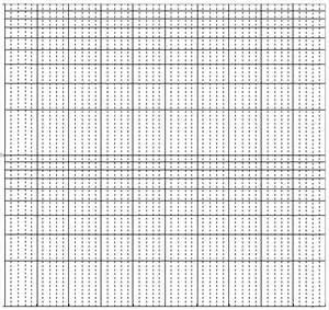 semi logarithmic paper