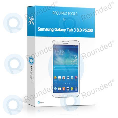 Samsung Tab 3 Plus samsung galaxy tab 3 plus 8 0 p8200 complete toolbox