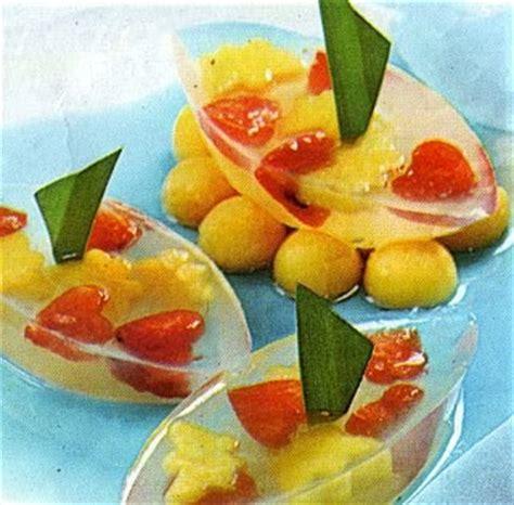 membuat puding jus buah resep puding buah cur lapis resep masakan resep no 1