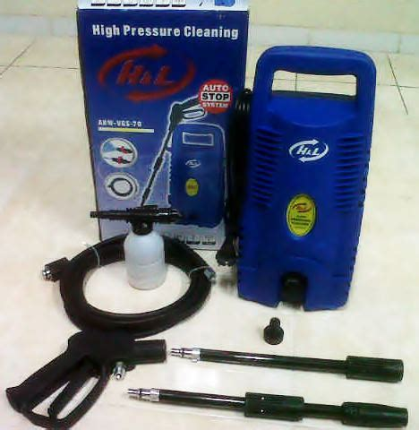 Mesin Cuci Steam alat steam cuci motor jet cleaner abw vgs 70 cocok buat