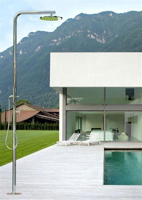 modelli di docce 25 modelli di docce per esterno dal design particolare