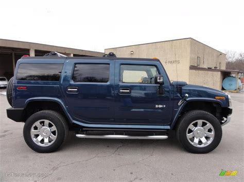 Hummer H2 Limited Edition by Limited Edition Ultra Marine 2008 Hummer H2 Suv Exterior