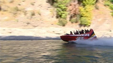 jet boat crash queenstown shotover jet reassures tourists the ride is safe one