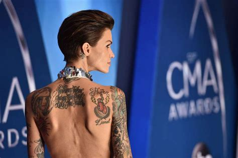 concern grows for ruby rose as she attends arias looking