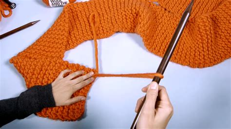 how do you knit a scarf how to knit a scarf knitting wool and the