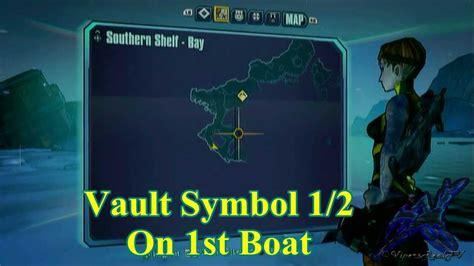 Southern Shelf Vault Symbols borderlands 2 southern shelf bay vault symbols