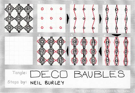 tangle pattern ideas tangle pattern deco baubles perfectly4med artist at