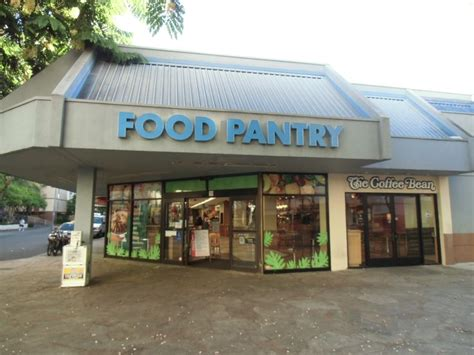 food pantry 便利です hawaii store shop restaurant ハワイ