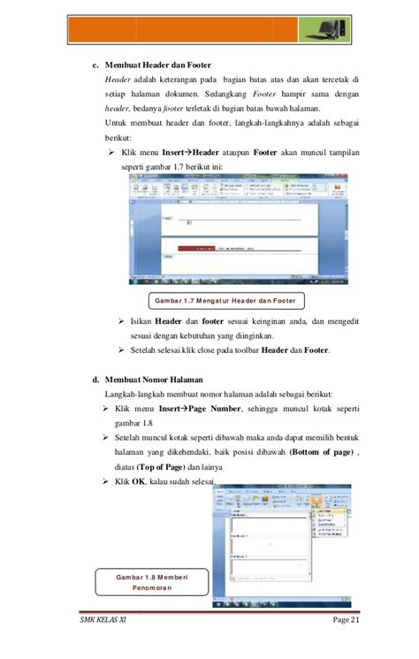 aplikasi layout koran modul standar kompetensi mengoperasikan aplikasi perangkat