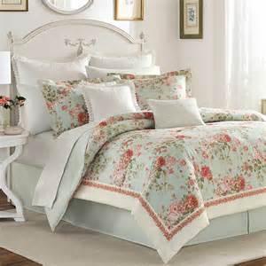Washable Down Comforter Laura Ashley Vivienna Comforter Set From Beddingstyle Com