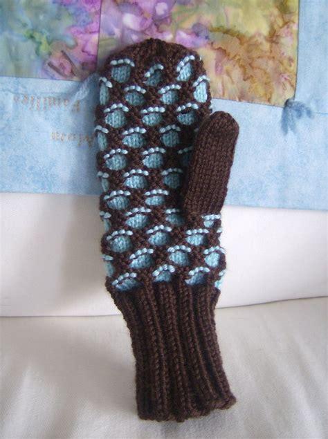 pattern knitting mittens balkan style free newfie mitten pattern knitting