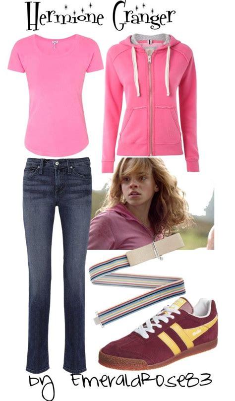 Hermione Granger Wardrobe by 1000 Ideas About On Disneybound