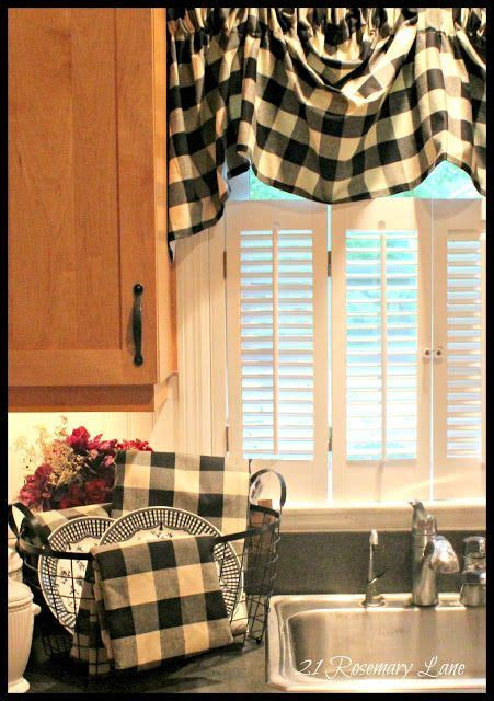 21 Rosemary Lane: A Few New Items for My Kitchen ~ Black
