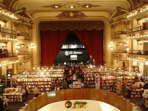 libreria ateneo palermo fotos de buenos aires libreria el ateneo
