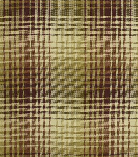 home decor 8 x 8 fabric swatch robert allen luxe plaid