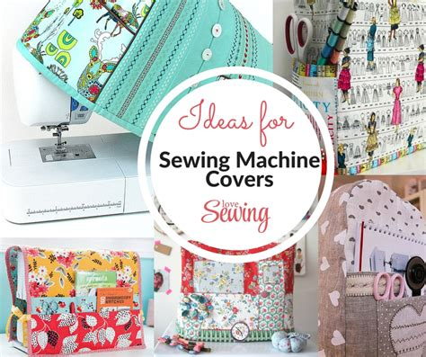 pattern cover ideas 187 sewing machine cover pattern ideas