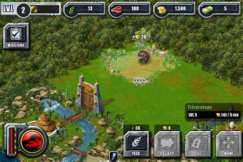 theme park builder create your own dinosaur theme park with jurassic park builder