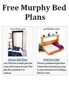 diy murphy bed plans diy    murphy bed plans