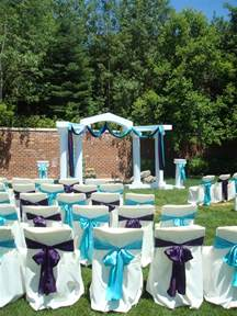 Backyard Wedding Centerpiece Ideas Crystie S Simple Backyard Wedding Ideas