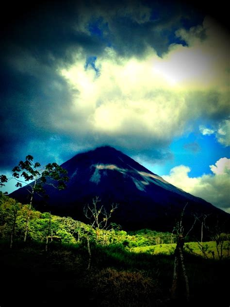 turisti per caso costa rica volcano arenal viaggi vacanze e turismo turisti per caso