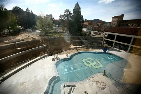 Cu Denver Vs Cu Boulder Mba by Remodeled Rec Center Pool Scheduled To Open In Late May