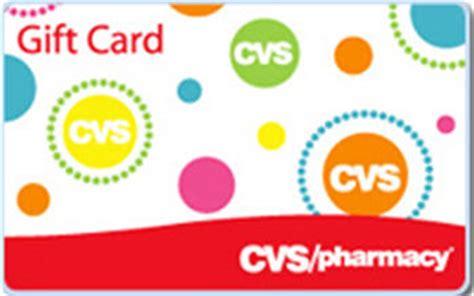 Gift Cards In Cvs - 10 cvs pharmacy egift card for 5