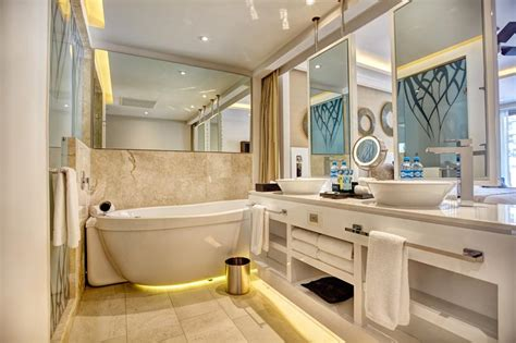 Riviera Bathrooms by Cancun Mayan Riviera All Inclusive Resorts Mod Travel