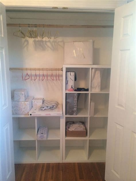 Baby In Closet by 25 Best Ideas About Baby Closet Organization On