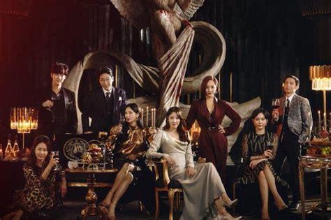drama  penthouse rilis poster utama viu