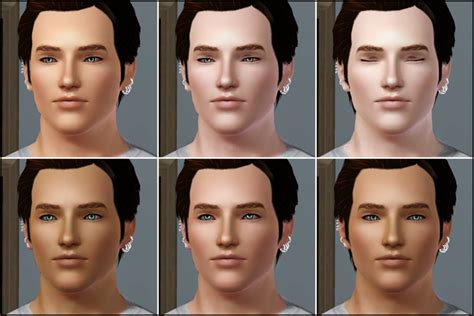 sims 3 default replacement skin my sims 3 blog yin yang non default replacement skin by