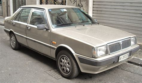 view of lancia prisma 1300 photos features and