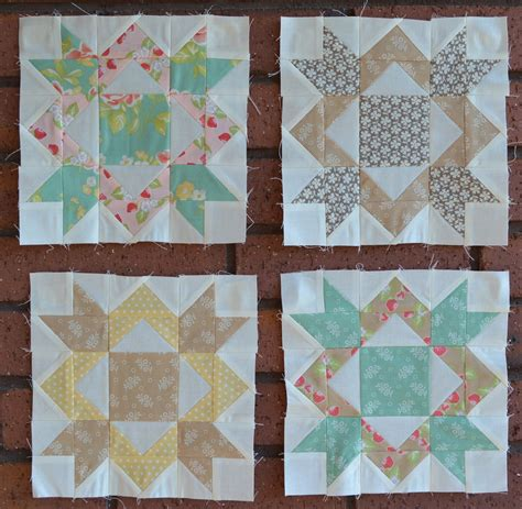 Crossroads Quilt Block by Happy Quilting Crossroads Quilt Along Family Block