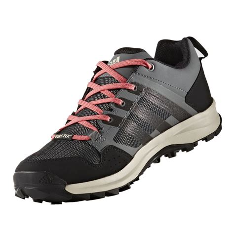 adidas gore tex adidas kanadia 7 tr womens grey black gore tex waterproof