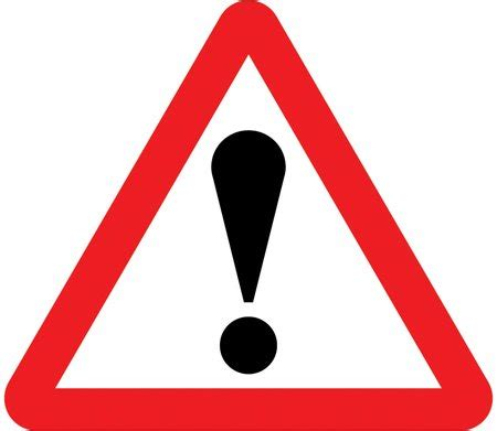12 Warning Signs Your Is In Danger by Other Danger Warning Sign Markings By Thermmark