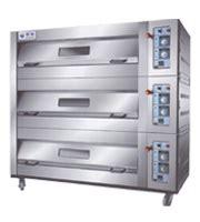 Oven Listrik Otomatis bakery equipment food processing machinery