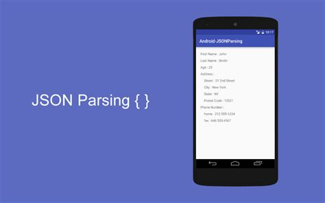 android json parser tutorial android json parsing exle my personal