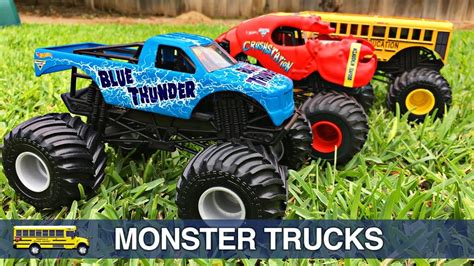 monster truck jam videos for kids monster trucks for kids wheels monster jam monster