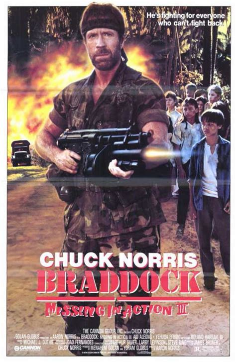 braddock missing in action 3 movie posters from movie