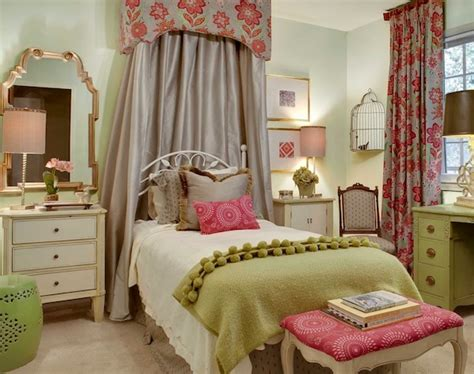 Girls Bedroom Color Ideas | baby girls rooms ideas with non traditional colors
