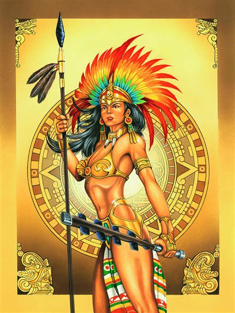 imagenes aztecas de mujeres se piensa y se escribe sin final feliz