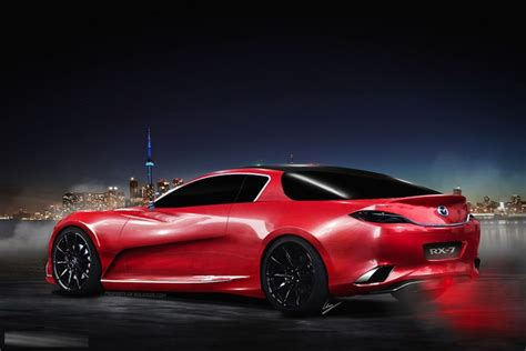mazda rx7 2016 2017 mazda rx 7 r specs pictures elease date redesign