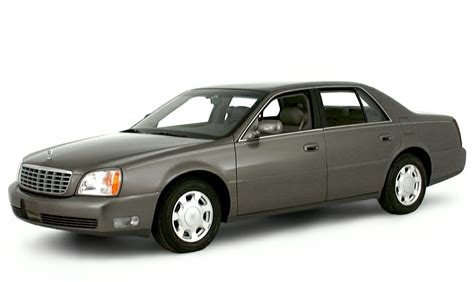 2000 cadillac review 2000 cadillac base 4dr sedan information